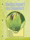 Science, Grade 6 Reading Support & Homework