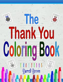 The Thank You Coloring Book