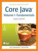Core Java, Volume I--Fundamentals