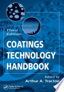 Coatings Technology Handbook Book