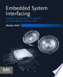 Embedded System Interfacing Book