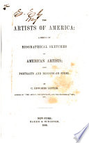 The Artists Of America Book PDF