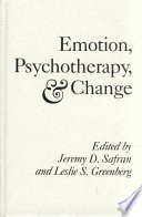 Emotion  Psychotherapy  and Change Book