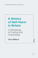 A History of Self-Harm in Britain Pdf/ePub eBook
