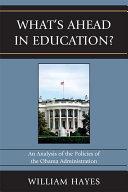 WhatOs Ahead in Education? Pdf/ePub eBook