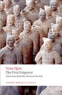 The First Emperor Pdf/ePub eBook