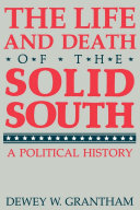 The Life and Death of the Solid South Pdf/ePub eBook