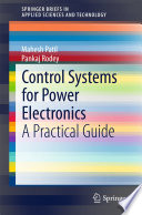 Control Systems for Power Electronics Book