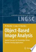Object Based Image Analysis Book