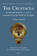 Treatise on Zoology   Anatomy  Taxonomy  Biology  The Crustacea  Volume 4