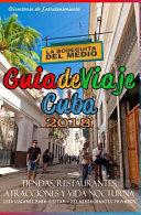 Guia de Viaje Cuba 2018
