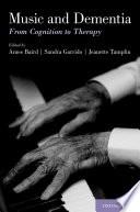 Music and Dementia Book