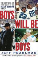 Boys Will Be Boys Book