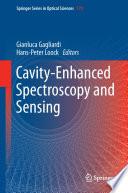 Cavity Enhanced Spectroscopy and Sensing Book