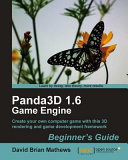 Panda3D 1 6 Game Engine Beginner s Guide