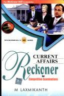 Current Affairs Reckoner ebook