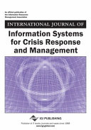 International Journal of Information Systems for Crisis Response and Management  IJISCRAM