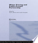 Water Pricing And Public Private Partnership