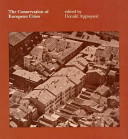 The Conservation of European Cities