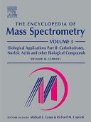 The Encyclopedia of Mass Spectrometry