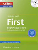 Cambridge English: First: Four Practice Tests for Cambridge English: First (Fce)