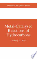 Metal-Catalysed Reactions of Hydrocarbons