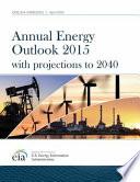 Annual Energy Outlook 2015