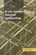 In situ Concrete Industrial Hardstandings