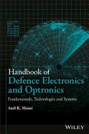 Handbook of Defence Electronics and Optronics Pdf
