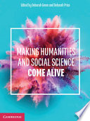 Cover of Making Humanities and Social Sciences Come Alive