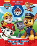 Nickelodeon Paw Patrol Marshall Saves the Day