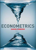 Cover of Econometrics