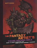 Fantasy Artist s Figure Drawing Bible Book