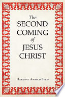 The Second Coming of Jesus Christ Book