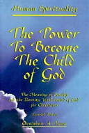 The Power to Become the Child of God
