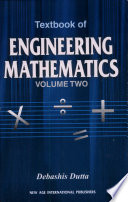 Textbook Of Engineering Mathematics Vol Ii Book PDF
