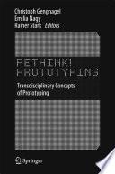 Rethink Prototyping
