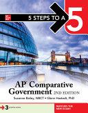 5 Steps to a 5  AP Comparative Government  2e