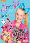 JoJo Mega Sticker Book