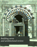 Building News and Architectural Review
