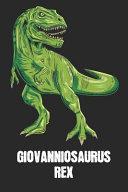Giovanniosaurus Rex