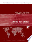 Fiscal Monitor  April 2017