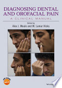 Diagnosing Dental and Orofacial Pain Book