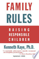 Family Rules Book