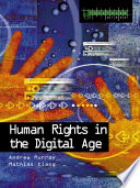 Human Rights In The Digital Age Book