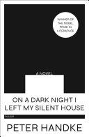 On a Dark Night I Left My Silent House [Pdf/ePub] eBook