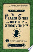 The Adventure of the Plated Spoon and Other Tales of Sherlock Holmes Book