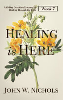 Healing is Here—Week 7 [Pdf/ePub] eBook