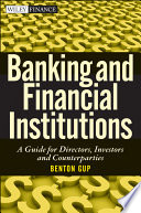 Banking and Financial Institutions Book