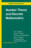 Number Theory and Discrete Mathematics